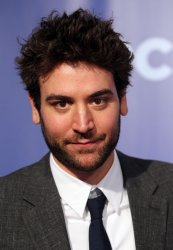Josh Radnor arrives at the 2010 CBS Up Front at Lincoln Center in New York