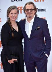 Gary Oldman attends 'The Laundromat' premiere at Toronto Film Festival