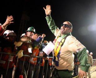Trapped Miners in Chile Are Rescued