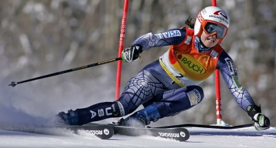USA WOMEN'S WORLD CUP ALPINE SKIING