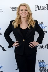 Kate McKinnon attends the 31st annual Film Independent Spirit Awards in Santa Monica, California