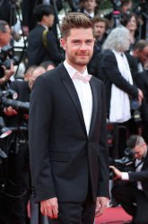 Lukas Dhont attends the Cannes Film Festival