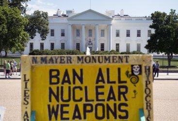 The White House Peace Vigil in Washington