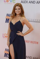JoAnna Garcia attends 24th annual Race to Erase MS gala in Beverly Hills