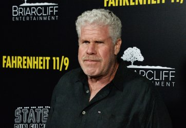 """Ron Perlman attends the """"Fahrenheit 11/9"""" premiere in Beverly Hills"""