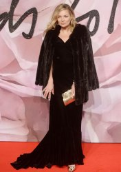 Kate Moss at The Fashion Awards in London