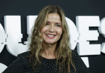 """Jill Hennessy at """"The Loudest Voice"""" New York Premiere"""