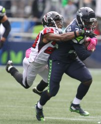 Seahawks running back Christine Michael score two touchdown in win over Falcons