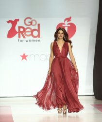 American Heart Association's Go Red For Women Show