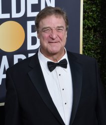 John Goodman attends the 75th annual Golden Globe Awards in Beverly Hills