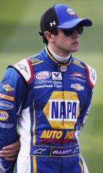 Chase Elliott Awaits Alert Today 300 at Daytona International Speedway