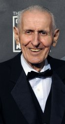 Dr. Jack Kevorkian arrives at the 16th annual Critics' Choice Awards in Los Angeles