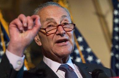 Senate Democrats speak on the Supreme Court and Healtcare in Washington, D.C.