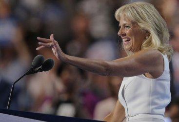 Dr. Jill Biden at DNC