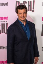 Nathan Fillion attends Entertainment Weekly's Comic-Con celebration party in San Diego, California