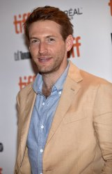 Fran Kranz attends 'Jungleland' premiere at Toronto Film Festival