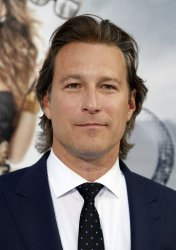 "John Corbett arrives at the ""Sex And The City 2"" premiere at Radio City Music Hall in New York"
