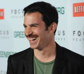 """Chris Messina attends the """"Greenberg"""" premiere in Los Angeles"""