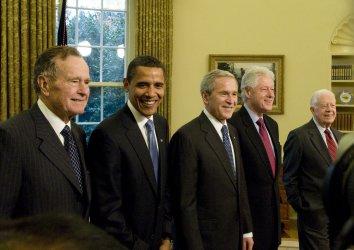 41st President George Herbert Walker Bush dies at 94