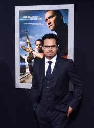 """Michael Pena attends the """"End of Watch"""" premiere in Los Angeles"""