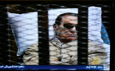 Ousted President Mubarak given life term in Egypt