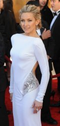 Kate Hudson arrives at the 16th Screen Actors Guild Awards in Los Angeles