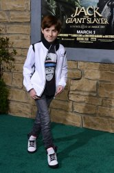 "Mason Cook attends ""Jack the Giant Slayer"" premiere in Los Angeles"