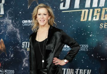 Heather Kadin at the 'Star Trek: Discovery' premiere