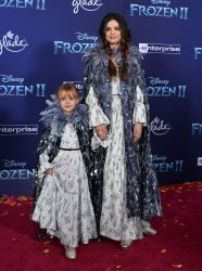 "Selena Gomez and Grace Teefey attend ""Frozen II premiere"" in LA"