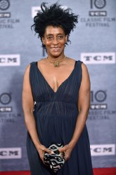 Joie Lee attends TCM Classic Film Festival opening night gala