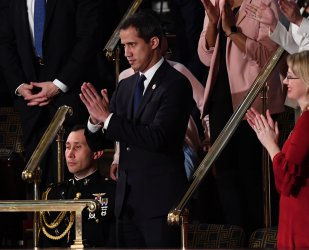 President Trump Delivers State of the Union Address in Washington