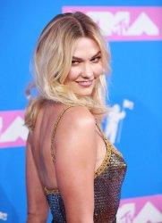 Karlie Kloss at the MTV Video Music Awards in New York