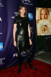 """Jane Rosenthal arrives at the """"Letters to Juliet"""" Premiere at the Tribeca Film Festival in New York"""
