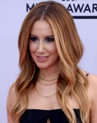 Ashley Tisdale attends the Billboard Music Awards in Las Vegas