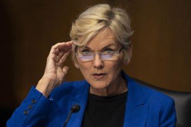Jennifer Granholm Secretary of Energy Confirmation Hearing in Washington, DC