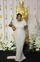 Octavia Spencer wins best Supporting Actress at the 84th Academy Awards in Los Angeles