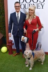 W. Bruce Cameron attends 'A Dog's Journey' premiere in LA