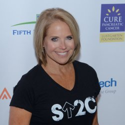Katie Couric attends Stand Up To Cancer benefit in Los Angeles