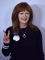 Frances Fisher attends Race to Erase MS gala in Beverly Hills