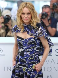 Vanessa Paradis attends the Cannes Film Festival