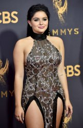 Ariel Winter attends the 69th annual Primetime Emmy Awards in Los Angeles
