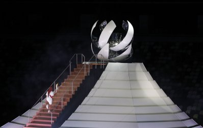 Opening Ceremony of the Tokyo Summer Olympics