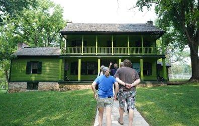 Ulysses S. Grant St. Louis Home