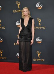 Kirsten Dunst attends the 68th Primetime Emmy Awards in Los Angeles