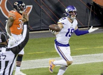 Minnesota Vikings vs Chicago Bears in Chicago