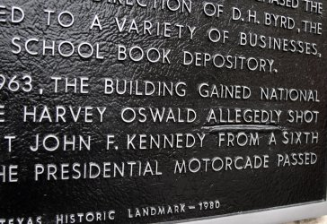 Dallas readies for the 50th Anniversary of the JFK assassination