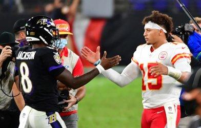 Kansas City Chiefs defeat Baltimore Ravens 34-20 at M&T Bank Stadium