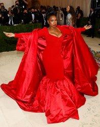 Met Gala Red Carpet Arrivals in New York