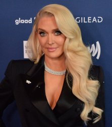 Erika Jayne attends the 30th annual GLAAD Media Awards in Beverly Hills