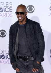 Shemar Moore attends the 42nd annual People's Choice Awards in Los Angeles
